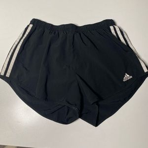 ADIDAS 3-STRIPE RUNNING SHORTS👟